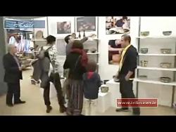 نمایشگاه صنایع دستی فلورانس ایتالیا - کیمیا استون