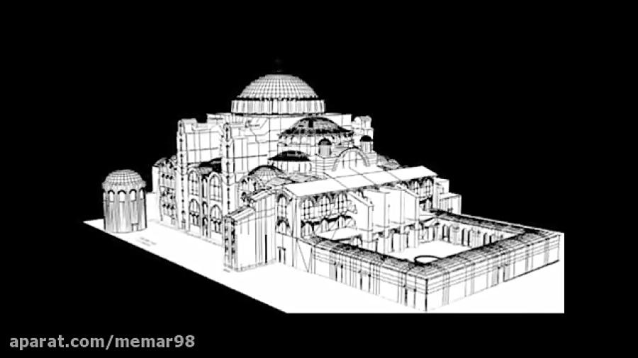 بررسی مسجد ایاصوفیه