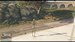 ویدئوی ماد و ابزار AddonPeds بازی GTA V
