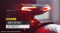 The BMW Motorrad VISION NEXT 100 Futuristi...