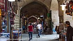 تایم لپس زیبا از اصفهان