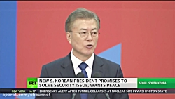 'I will do my best in all directions for peace' in Korea – new S. Korean president