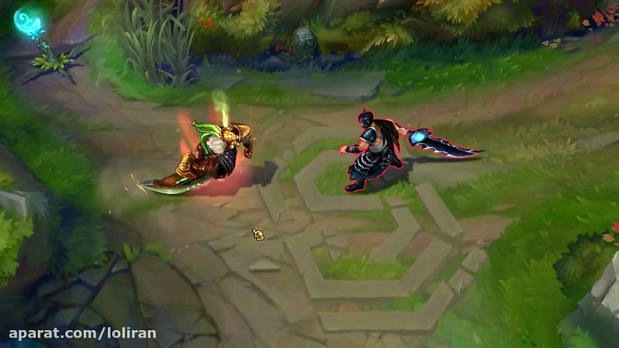 Greenbelt Bowl ⁓ Try These Chemtech Tryndamere Rp