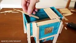 یادگیری ساختنی کاربردی:ساخت خانه برای پرندگان
