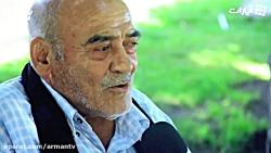 پیرمرد فال فروش هوادار روحانی: عمرا به روحانی رای بدم!