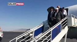 ورود رئیس دفتر مقام معظم رهبری به تبریز