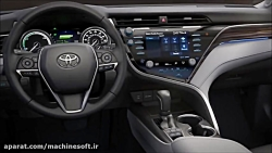 2018 Toyota Camry - Honda Accord #1 Compet...