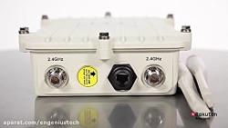 EnGenius ENH700EXT Long-Range Dual Radio 8...