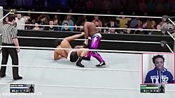 WWE 2K17 MyCareer - UpUpDownDown