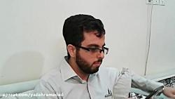 مداح محمدرمضانی تمرین شعر ولادت امام حسن کیفیت اصلی