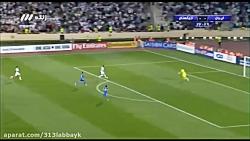 خلاصه بازی  ایران 2 - 0 از...