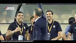 صعود شیرین تیم ملی فوتب...