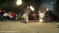 healer action scene _ taemi