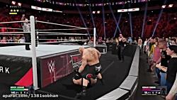 گیم پلی WWE 2k17 (درخواستی از aligame15)(رفیقش میاد!!)