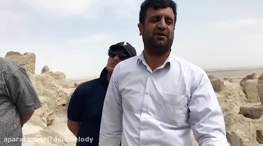 راهنمای کوه خواجه