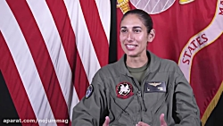 مصاحبه با یاسمین مقبلی بانوی فضانورد ایرانی تبار