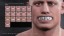 مملی لمینت در WWE2K17