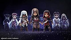 اولین تیزر از بازی جدید Assassins Creed Rebellion
