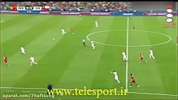 پرتغال 0 (0) - شیلی 0 (3) ؛ صعود شیلی به فینال