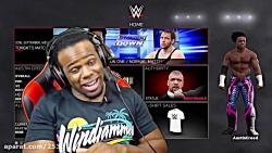 WWE 2K17 MyCareer #40 - UpUpDownDown