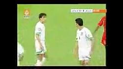 دعوا فوتبال ایران