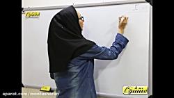 ویدیو آموزش قواعد درس سوم عربی هشتم
