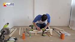 نحوه ساخت نیمکت چوبی