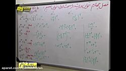 فیلم آموزش فصل چهارم ریاضی نهم درس اول
