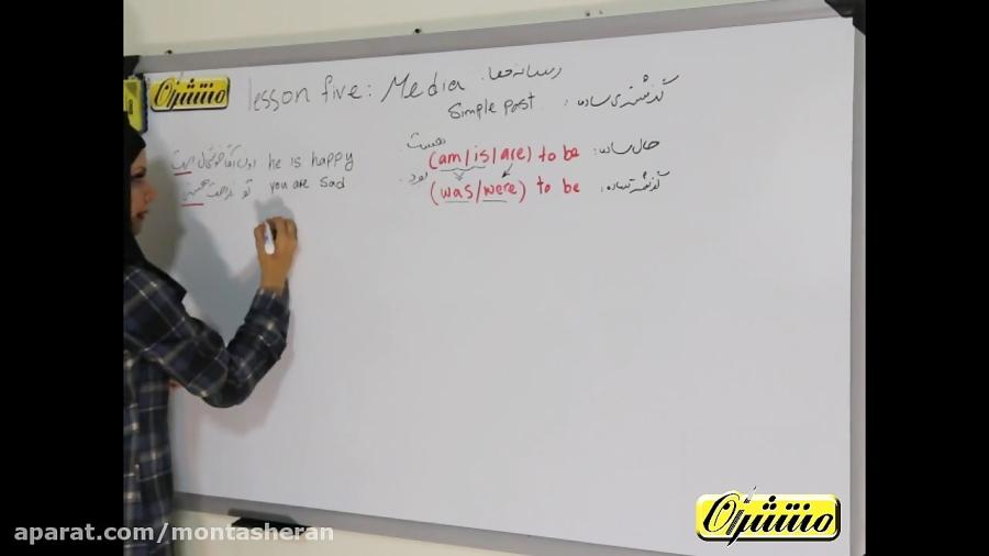 زبان-انگلیسی-نهم-تدریس-گرامر-درس-۵-منتشران