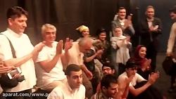 """نمایش """" پرنده و فیل """"در مراسم اختتامیه  در تهران"""