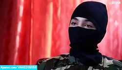پسرنوجوان ۱۳ ساله داعشی!