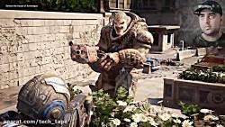 واکترو بازی Gears Of War 4 -پا...