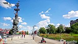 مسکو پایتخت باشکوه روسیه را با دیبا تجربه کنید