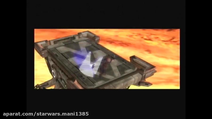 Star Wars Revenge Of The Sith Ps2 Walkthrough Revenge Of The Sith Alternate Ending