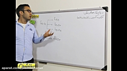 ویدیو آموزشی فصل2 شیمی دهم ترکیب اکسیژن با فلز و نافلز