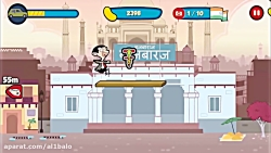 India Gameplay | Mr. Bean Around The World | Mr. Bean Official Cartoon