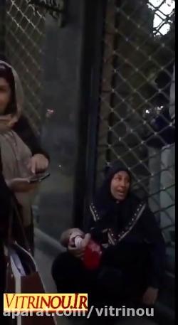 فیلم ربودن بچه در خیابا...
