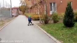 Kiwano hoverboard 5 year old boy Finland