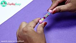 هنر دستی - منجوق دوزی - ک...