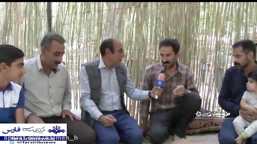 روستای گردشگری دشتک ، ماسوله ای در جنوب ایران