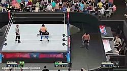 WWE 2K17   درخواستی Mohammad wwf   پلشتا
