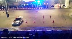 Shahab Pishanidar-Car Park Drift Redbullشهاب پیشانیدار-مسابقات کارپارک دریفت ردب