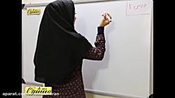 فیلم آموزش قواعد عربی یازدهم - درس دوم