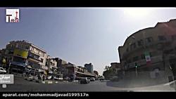 میدان فردوسی - امام حسین - بزرگراه امام علی، Ferdowsi Sq, Imam Hossesin, Imam Ali Hwy - Tehran-Iran