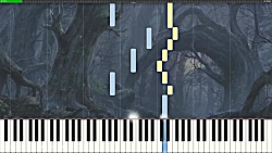 Pan's Labyrinth Lullaby Easy Piano Learnin...