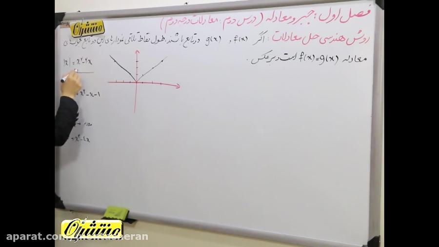 روش-هندسی-حل-معادلات-تدریس-منتشران