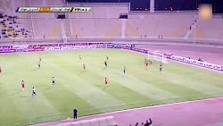 خلاصه بازی فولاد خوزستان 2-1 گسترش فولاد تبریز