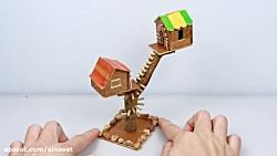 یادگیری ساختنی کاربردی:ساخت خانه درختی