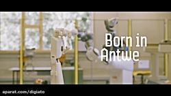بازوی رباتیک Aslan
