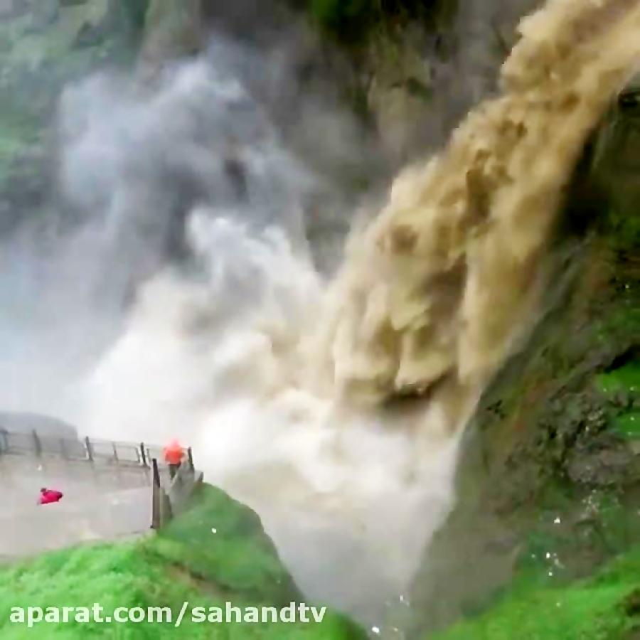 آبشار شلماش سردشت آذربایجان غربی